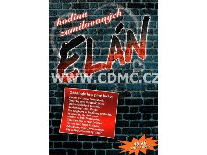 Elán - Hodina zamilovaných CD papírový obal