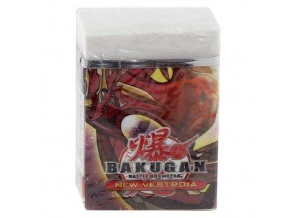 Guma Bakugan hnědý přebal (9562)