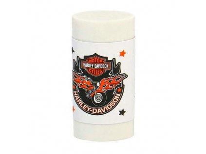 Guma Harley Davidson bílá (6251)