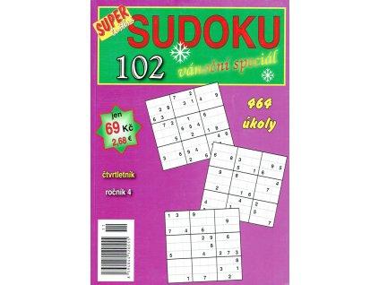 Sudoku vánoční speciál (0555)