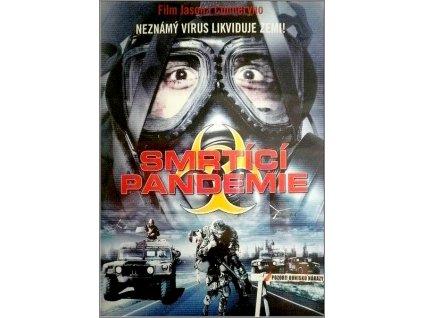 Smrtící pandemie DVD slimbox