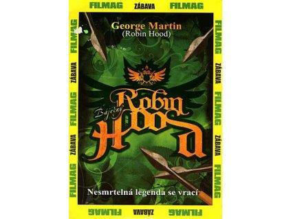 Báječný Robin Hood DVD papírový obal