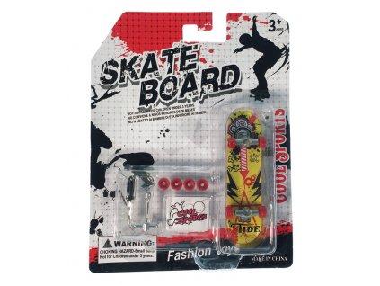 Finger Skateboard 96 mm (5631H)