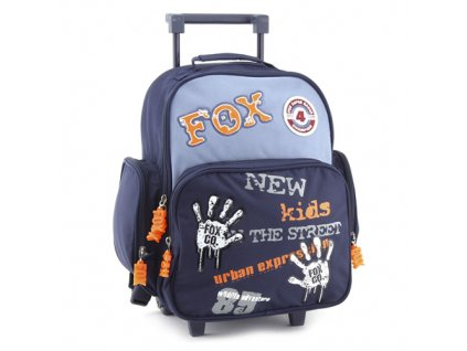Školní batoh trolley Cool Fox Co. Hands (7606)