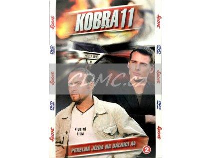 Kobra 11 Na život a na smrt DVD papírový obal (2994)