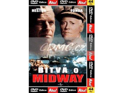 Bitva o Midway DVD papírový obal (0031)