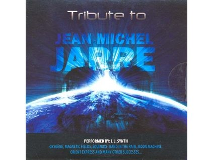 CD - Jean Michel Jarre: Tribute to (3338)