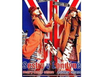 Sestry v Londýně DVD slimbox