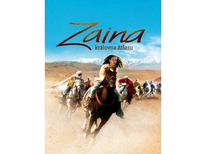 Zaina: Královna Atlasu DVD papírový obal