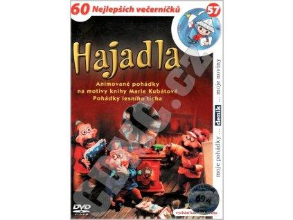 Hajadla DVD papírový obal