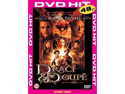 Dračí doupě 1 DVD papírový obal