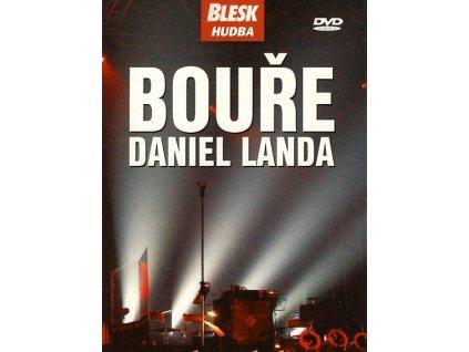 Daniel Landa Bouře DVD papírový obal