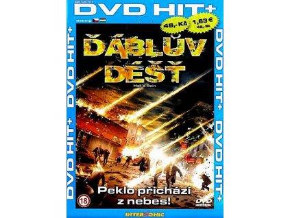 Ďáblův déšť DVD papírový obal