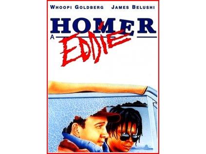 Homer a Eddie DVD papírový obal