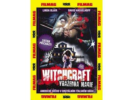 Witchcraft: Vražedná magie DVD papírový obal