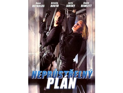 Neprůstřelný plán DVD papírový obal