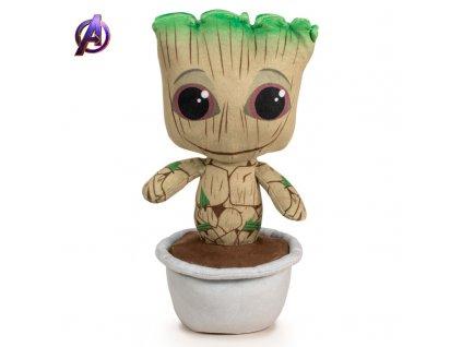 Avengers: Plyšový Baby Groot 28 cm (8454)