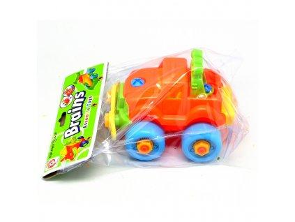 Barevné auto offroad - Skládačka (3340)