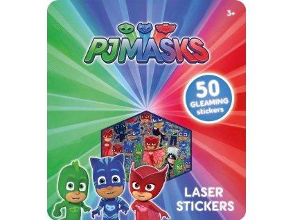 Super třpytivé samolepky PJ Masks (7057)