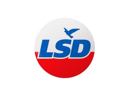 Placka LSD 25mm (079)