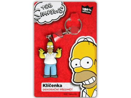 The Simpsons - Klíčenka Homer (2236)