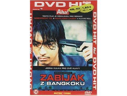 Zabiják z Bangkoku DVD papírový obal (4339)