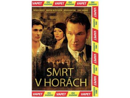 Smrt v horách DVD papírový obal (3430)