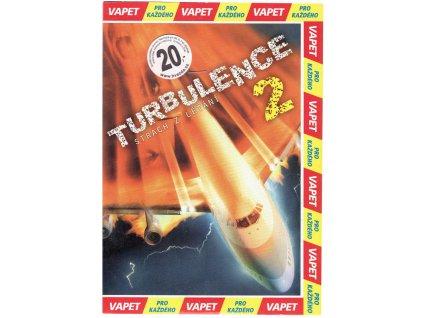 Turbulence 2 DVD papírový obal (3430)