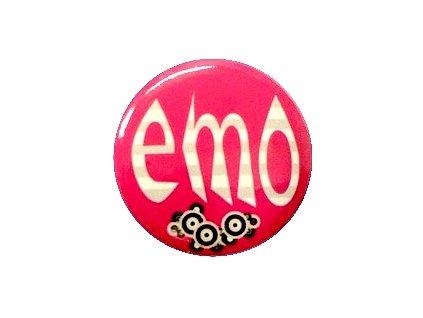 Placka EMO 25mm (091)