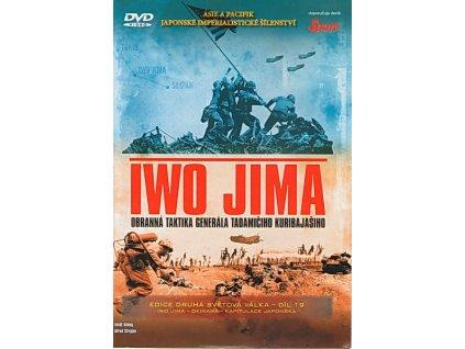 Iwo Jima DVD papírový obal (8647)