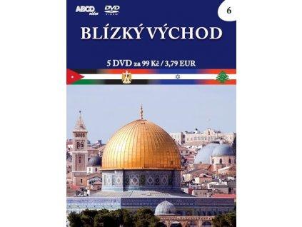 5 DVD Blízký východ (4535)