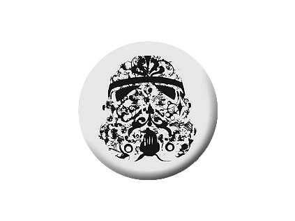 Placka Star Wars 25mm (129)