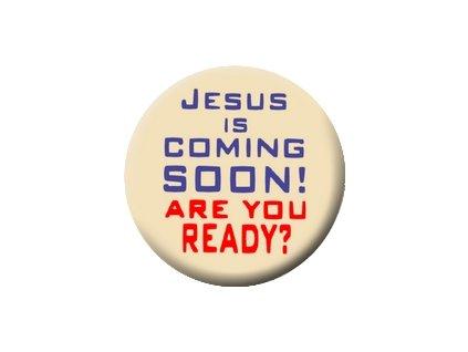 Placka Jesus 25mm (130)