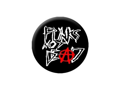 Placka Punk  25mm (148)