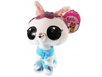L.O.L. Surprise Crystal Bunny plyšák 26 cm (7845)
