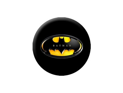 Placka Batman 25mm (232)