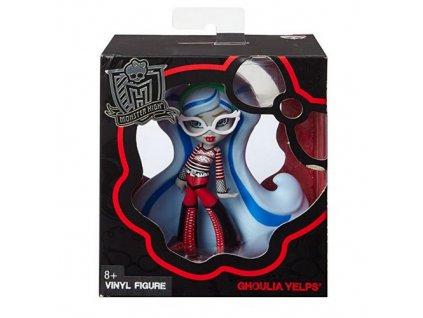 Mattel Monster High Sběratelská vinylka GHOULIA YELPS (5016)