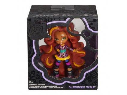 Mattel Monster High Sběratelská vinylka CLAWDEEN WOLF (9670)