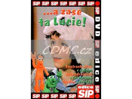 ...a zase ta Lucie! DVD papírový obal