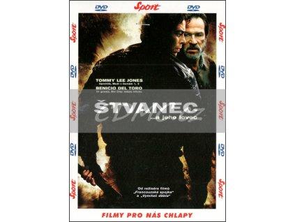 Štvanec DVD papírový obal