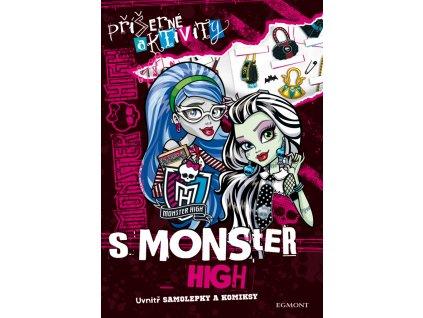 Monster High Příšerné aktivity s Monster High (7173)