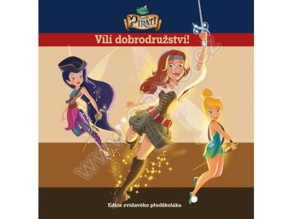 Zvonilka a piráti Vílí dobrodružství (9699)