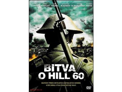 Bitva o Hill 60 DVD