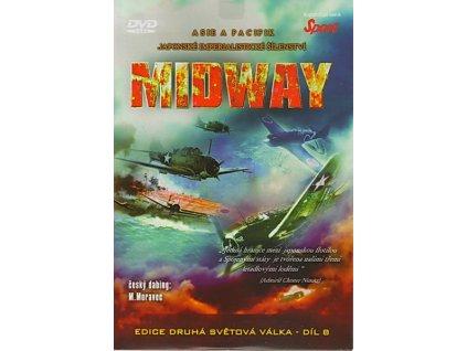 Midway DVD papírový obal