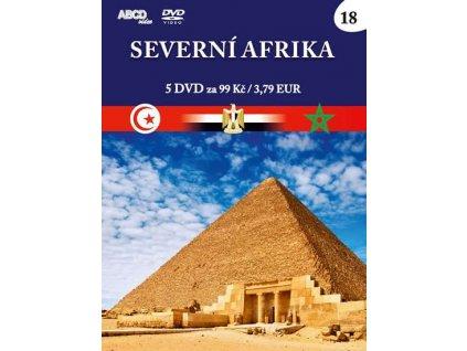 5 DVD Severní Afrika (4535)