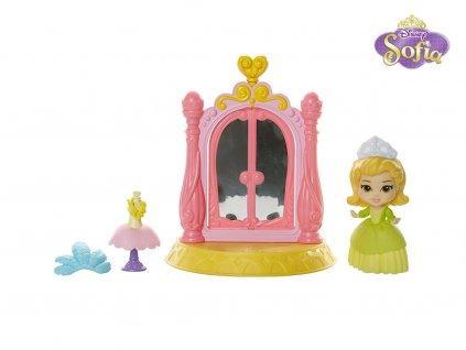 Disney Sofie První: mini hrací set - Skříň princezny Amber (2551)