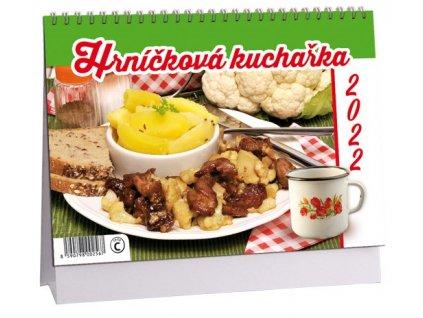 Týdenní kalendář Hrníčková kuchařka 2022 (2567)