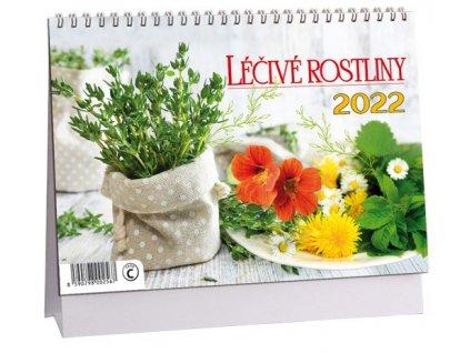 Týdenní kalendář Léčivé rostliny 2022 (2567)