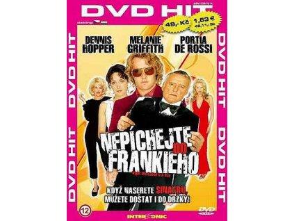 Nepíchejte do Frankieho DVD papírový obal