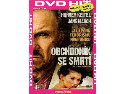 Obchodník se smrtí DVD papírový obal